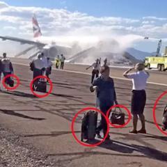 항공기 비상탈출시 '짐 챙기는' 승객 처벌 법안 발의