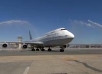 유나이티드항공 B747 '하늘의 여왕' 마지막 퇴역 비행