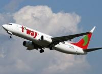 티웨이, 해외 프랜차이즈 항공사 설립 추진